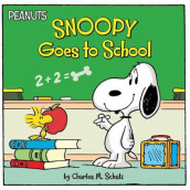 Snoopy Goes to School av Charles M Schulz (Heftet)