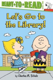 Let's Go to the Library! av Charles M Schulz (Heftet)