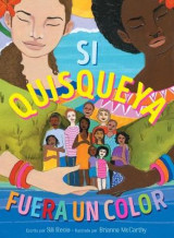 Omslag - Si Quisqueya Fuera Un Color (If Dominican Were a Color)