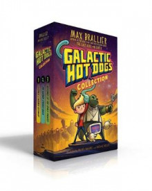 Galactic Hot Dogs Collection av Max Brallier (Heftet)