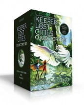 Keeper of the Lost Cities Collector's Set (Includes a Sticker Sheet of Family Crests) av Shannon Messenger (Heftet)