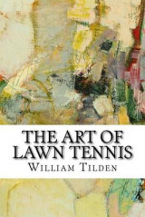 Omslag - The Art of Lawn Tennis