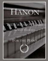 Omslag - Hanon- The Virtuoso Pianist (Complete Edition)