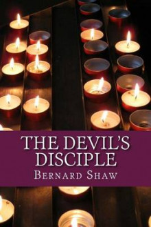 The Devil's Disciple av Bernard Shaw (Heftet)