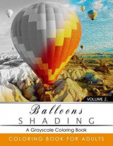 Omslag - Balloon Shading Coloring Book