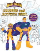 Omslag - Bibleman Coloring and Activity Book