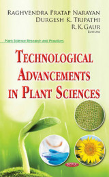 Omslag - Technological Advancements in Plant Sciences