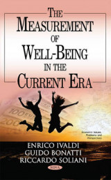 Omslag - Measurement of Well-Being in the Current Debate