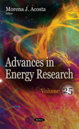 Omslag - Advances in Energy Research: Volume 25