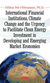 Omslag - International Financial Institutions, Climate Change & the Urgency to Facilitate Clean Energy Investment in Developing & Emerging Market Economies