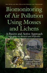 Omslag - Biomonitoring of Air Pollution Using Mosses & Lichens