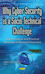 Omslag - Why Cyber Security is a Socio-Technical Challenge