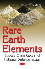 Omslag - Rare Earth Elements