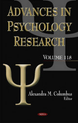 Omslag - Advances in Psychology Research: Volume 118