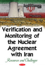 Omslag - Verification & Monitoring of the Nuclear Agreement with Iran