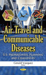 Omslag - Air Travel & Communicable Diseases