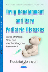 Omslag - Drug Development & Rare Pediatric Diseases