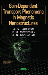 Omslag - Spin S=1/2 Dependent Phenomena of Fermions in Magnetic Nanostructures & Nanoelements
