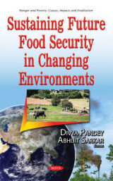 Omslag - Sustaining Future Food Security in Changing Environments