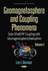 Omslag - Geomagnetosphere and Coupling Phenomena, Volume I