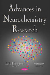 Omslag - Advances in Neurochemistry Research