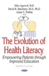 Omslag - Evolution of Health Literacy