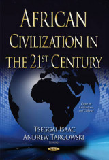 Omslag - African Civilization in the 21st Century