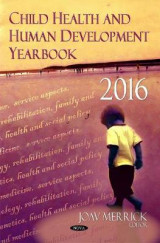 Omslag - Child Health & Human Development Yearbook 2016
