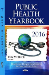 Omslag - Public Health Yearbook 2016
