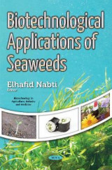 Omslag - Biotechnological Applications of Seaweeds