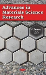 Omslag - Advances in Materials Science Research: Volume 29