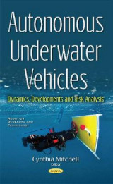 Omslag - Autonomous Underwater Vehicles