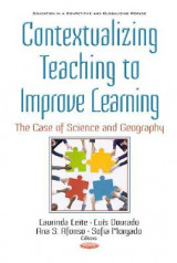Omslag - Contextualizing Teaching to Improving Learning