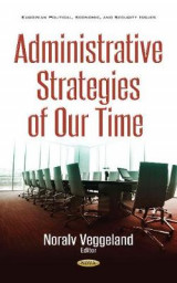 Omslag - Administrative Strategies of our Time