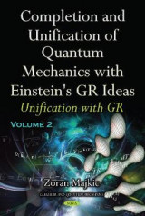 Omslag - Completion & Unification of Quantum Mechanics with Einstein's GR Ideas