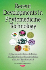 Omslag - Recent Developments in Phytomedicine Technology