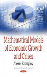 Omslag - Mathematical Models of Economic Growth & Crises