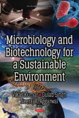 Omslag - Microbiology & Biotechnology for a Sustainable Environment