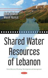 Omslag - Shared Water Resources of Lebanon