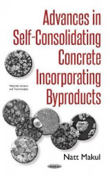Omslag - Advances in Self-Consolidating Concrete Incorporating Byproducts