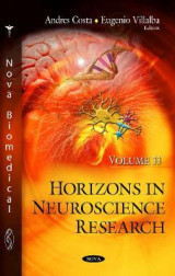 Omslag - Horizons in Neuroscience Research