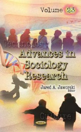 Omslag - Advances in Sociology Research