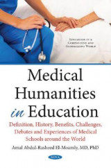 Omslag - Medical Humanities in Education