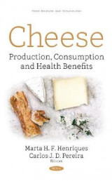 Omslag - Cheese Production, Consumption & Health Benefits