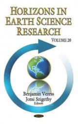 Omslag - Horizons in Earth Science Research. Volume 20