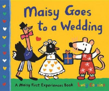 Maisy Goes to a Wedding av Lucy Cousins (Innbundet)