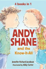 Omslag - Andy Shane and the Know-It-All: 4 books in 1