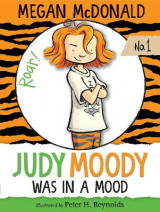 Omslag - Judy Moody Was in a Mood