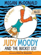 Omslag - Judy Moody and the Bucket List