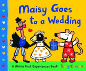 Maisy Goes to a Wedding av Lucy Cousins (Heftet)